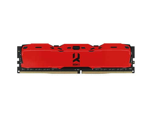 GOODRAM DDR4 IRDMX 8GB 3000MHz CL16 RED - IR-XR3000D464L16S/8G