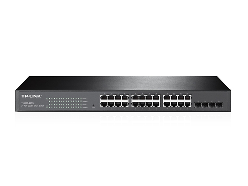 Switch TP-Link T1600G-28TS (TL-SG2424) 24x 10/100/1000Mbps