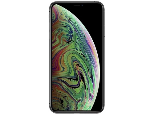 Smartfon Apple iPhone XS Max 64GB Space Gray MT502CN/A Bluetooth WiFi GPS LTE Galileo DualSIM 64GB iOS 12 Space Gray