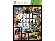 Gra Xbox 360 Grand Theft Auto V - wersja BOX