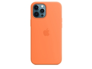 Apple iPhone 12 Pro Max Silicone Case with MagSafe - Kumkwat - MHL83ZM/A
