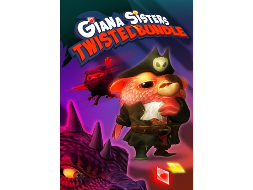 Gra PC Giana Sisters: Twisted Bundle wersja cyfrowa