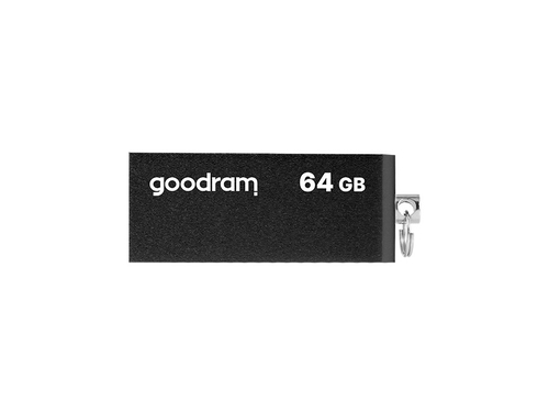 GOODRAM FLASHDRIVE 64GB USB 2.0 UCU BLACK - UCU2-0640K0R11