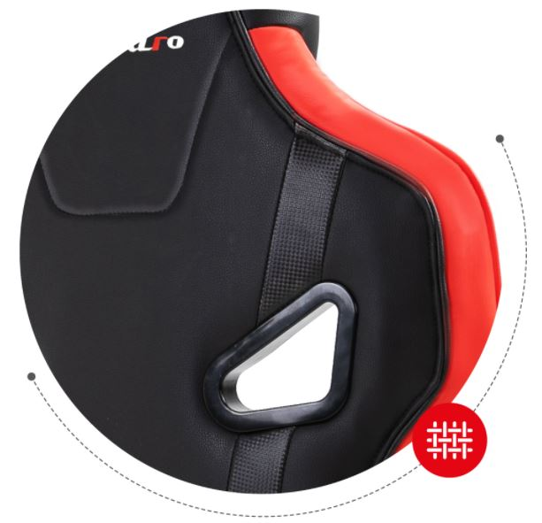 Fotel gamingowy HZ-Force 7.5 Red4