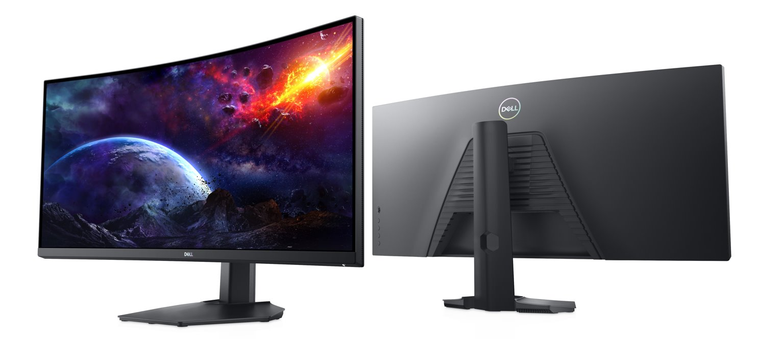 """#MONITOR DELL LED 34"""" S3422DWG"""