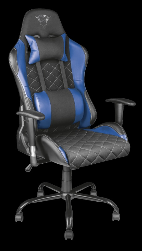#FOTEL GAMINGOWY GXT 707 Resto Gaming Chair - Black