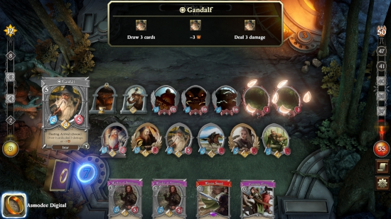 The Lord of the Rings: Adventure Card Game4