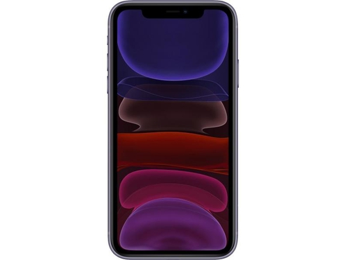Smartfon Apple iPhone 11 128GB Purple Bluetooth WiFi NFC GPS LTE 128GB iOS 13.x kolor fioletowy