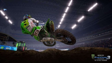 #Monster Energy Supercross-The Official Video Game 3