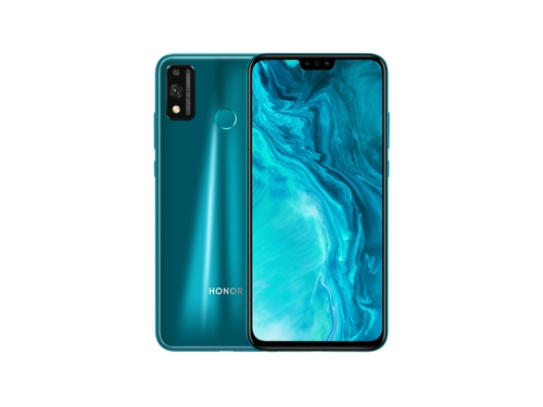 "Smartfon Honor 9X lite 6,5"" IPS 2340x1080 4/128GB Dual-SIM 3750mAh 4G Green"