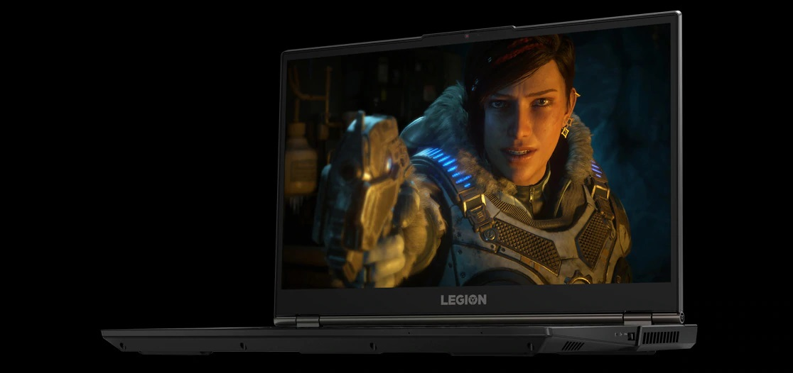 "#Lenovo Legion 5 15IMH05 i5-10300H 15.6"" FHD IPS 250nits Anti-glare, 120Hz 8GB DDR4-2933 512GB SSD M.2 2242 PCIe 3.0x4 NVMe GeForce GTX 1650 Ti 4GB GDDR6 Windows 10 Home 64, 82AU00ALPB Polish Phantom Black"
