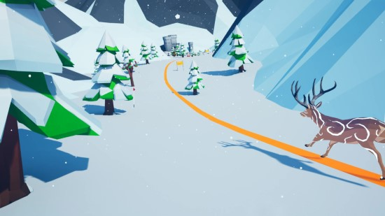 #Let's Go! Skiing VR