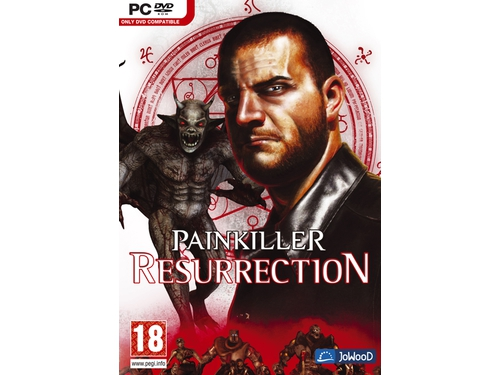 Gra PC Painkiller Resurrection wersja cyfrowa