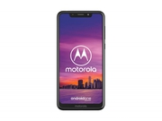 Smartfon Motorola One 64GB Black WiFi Bluetooth LTE GPS Galileo NFC DualSIM 64GB Android 9.0 kolor czarny