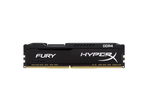 KINGSTON HyperX DDR4 16GB 2666MHz HX426C16F/16 Czarny - HX426C16FB/16