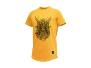 T-SHIRT THORNFIT ODIN YELLOW r. XL