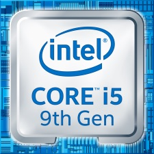#Processor Core i5-9500 9M Cache up to 4.40 GHz
