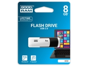 Pendrive GoodRam 8GB USB 2.0 UCO2-0080KWR11