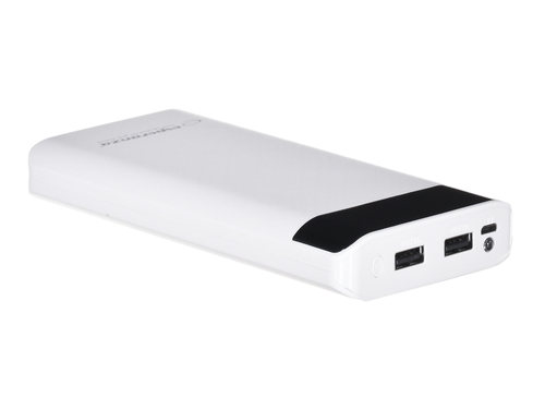 ESPERANZA POWER BANK 17400MAH BIAŁY PHOTON - EMP120W