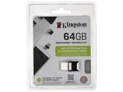 Pendrive Kingston 64GB USB 3.0 DTDUO3/64GB
