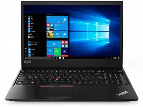 "Laptop Lenovo ThinkPad E580 20KS003APB Core i5-8250U 15,6"" 8GB HDD 1TB SSD 256GB Intel UHD 620 Radeon RX 550 Win10Pro"