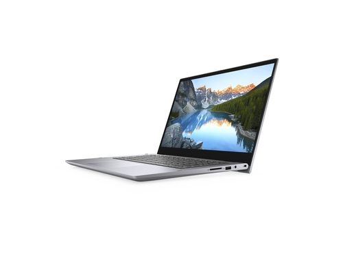 "Dell Inspiron 5406 i5-1135G7 14,0""FHD Touch 8GB 512SSD Xe Graphics FPR W10 1y NBD + 1y CAR Grey - 5406-2829"