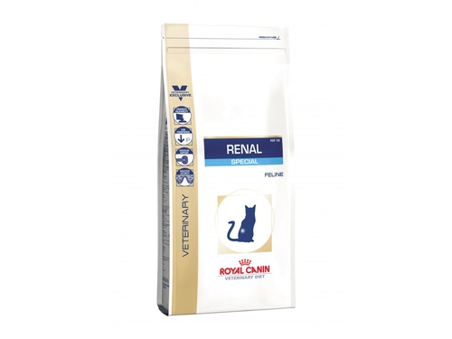 Karma Royal Canin VD Cat Renal 4 kg - 3182550711012