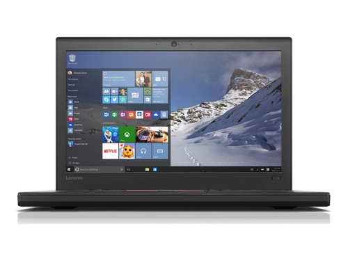 "Laptop Lenovo 20F5003FPB Core i7-6600U 12,5"" 8GB SSD 512GB Intel HD Win10Pro Win7Prof"