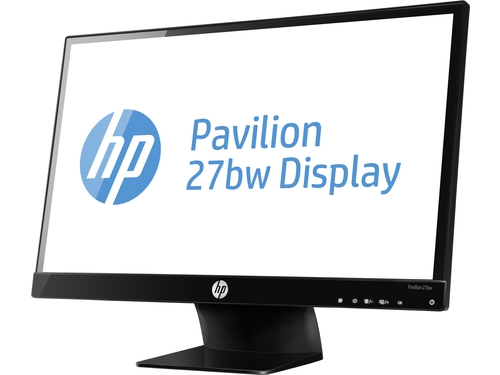 "MONITOR HP LED, IPS 27"" 27wm (V9D84AA) - V9D84AA#ABB"