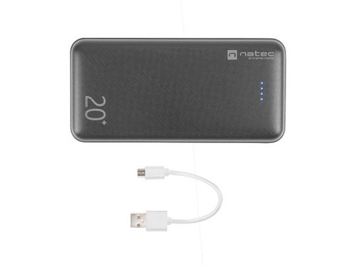 EXTREME MEDIA POWERBANK TREVI 20000MAH - NPB-1512