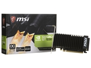 Karta graficzna MSI GeForce GT1030 GT 1030 2GHD4 LP OC 2GB DDR4 2100 MHz 64-bit