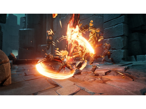 The Darksiders III: Keepers of the Void - K01457