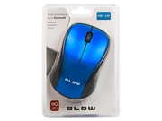 BLOW MYSZ BLUETOOTH MBT-100 NIEBIESKA - 84-021#