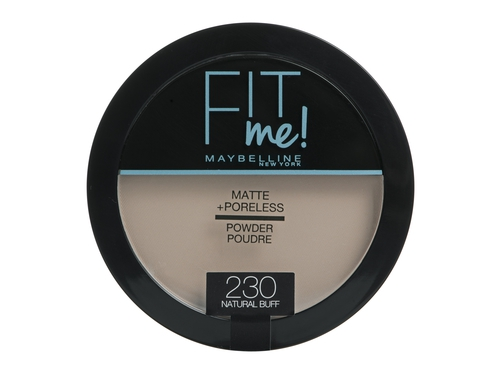 Maybelline Fit Me! Puder matujący 230 Natural Buff - 2290388