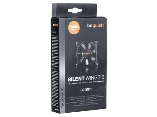 Wentylator do obudowy BE QUIET! Silent Wings 2 BL060