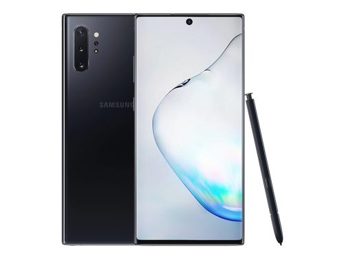 Samsung Galaxy Note 10+ SM-N975F 256GB DS Black