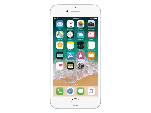 Smartfon Apple MN982PM/A LTE iBeacon NFC Apple HomeKit WiFi GPS AirPlay Bluetooth 256GB iOS 10 srebrny
