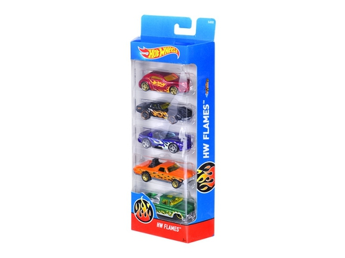 Mattel Hot Wheels Pięciopak 1806