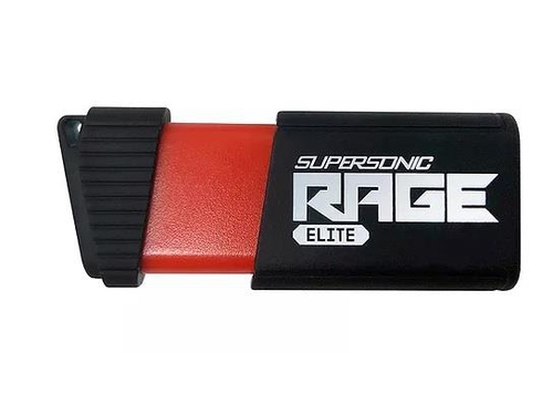 Pendrive Patriot Memory Rage Elite 128GB USB 3.1 PEF128GSRE3USB