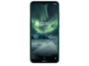 Smartfon Nokia 7.2 64GB Green 6830AA002398 Bluetooth WiFi NFC GPS Galileo BDS LTE DualSIM 64GB Android 9.0 Pie kolor zielony