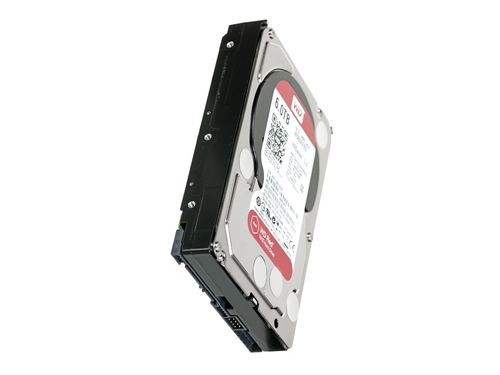 "Dysk serwerowy HDD 6TB WD Red Western Digital Red 3.5"" SATA III 64 MB WD60EFRX"