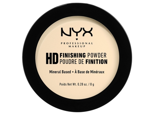 NYX HI DEF FINISHING POWDER - BANANA