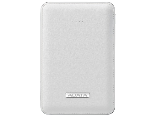 Power Bank ADATA PV120 APV120-5100M-5V-CWH 5100 mAh USB 2.0 microUSB