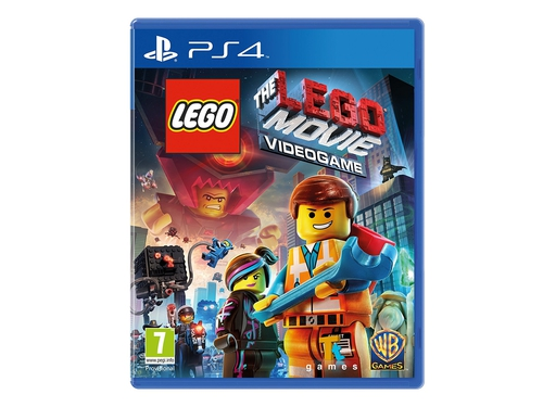 Gra PS4 LEGO MOVIE VIDEOGAME - wersja BOX