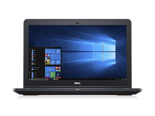 "Laptop gamingowy Dell Inspiron 5577 5577-3452 Core i7-7700HQ 15,6"" 16GB SSD 512GB GeForce GTX1050 Intel HD Win10Pro"