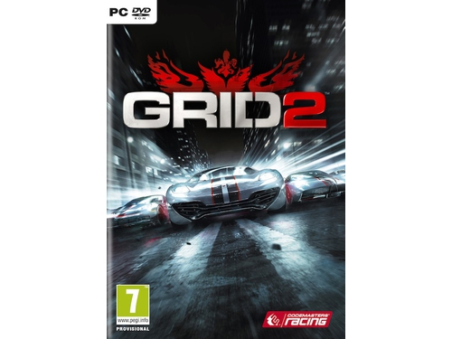 Gra PC GRID 2 - Super Modified Pack wersja cyfrowa DLC