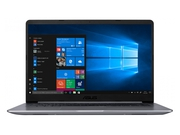 "Laptop Asus S510UN-BQ178T Core i5-8250U 15,6"" 4GB HDD 1TB Intel UHD 620 GeForce MX150 Win10"