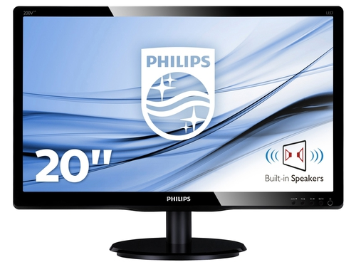 "Monitor Philips 19,5"" 200V4LAB2/00"