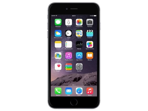 Smartfon Apple iPhone 6S 128GB Space Gray MKQT2CN/A Bluetooth WiFi NFC GPS 3G LTE 128GB iOS 9 kolor szary