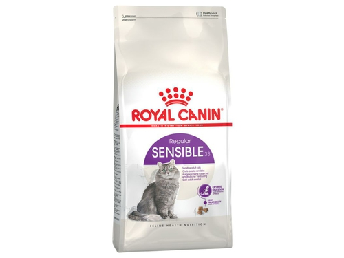Karma Royal Canin Cat Food Sensible 33 Dry Mix 10kg - 3182550702355